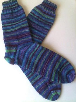 Sock Knitting Guide - All size