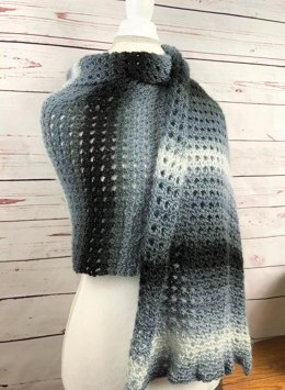 Scarves Shawls Crochet Patterns Lovecrochet