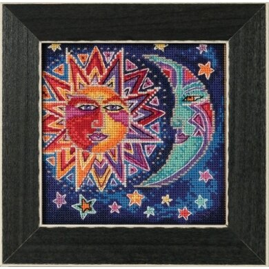 Mill Hill Sun & Moon Cross Stitch Kit