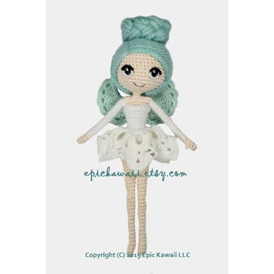 Luciella the Winter Fairy Doll