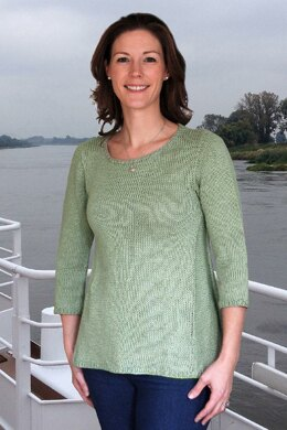 Elbe River Sweater to Knit