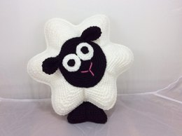 Decorative Lamb Pillow