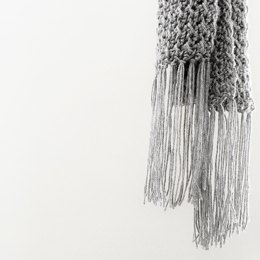 Minimalist Lightweight Cozy Long Scarf - The MAYCHE