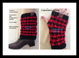 2243LT- Legwarmer Texting Gloves