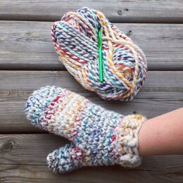 Country Comfort Mittens