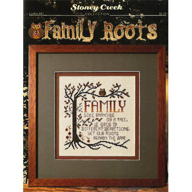 Stoney Creek Family Roots - SCL447 -  Leaflet