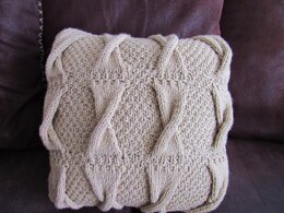Loose Cables Cushion Cover