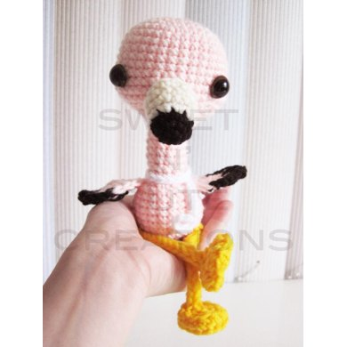 Amigurumi Lola The Flamingo Crochet Pattern By Shannen Nicole Chua