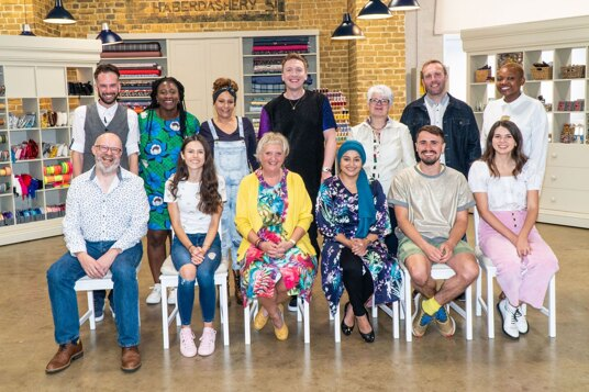 The Great British Sewing Bee 2021
