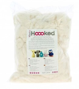 Hoooked 100% Recycled Fluffy Cotton Filling - Pearl
