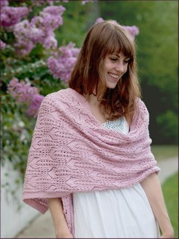 FFCT Wrap - Feather & Fan, Cables & Tulips
