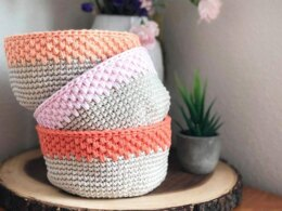 Easy Modern Storage Basket