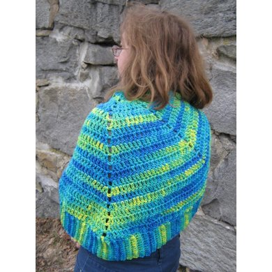 Webster Lake Shawl