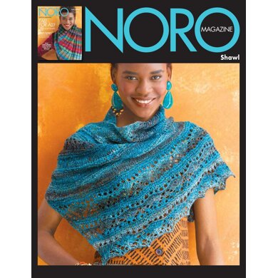 Shawl in Noro Kiri - 15508 - Downloadable PDF