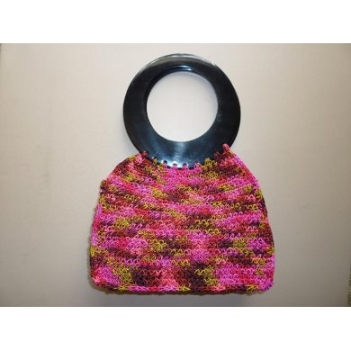 Crocheted Party Purse