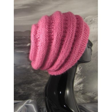 Chunky Beehive Slouch Hat