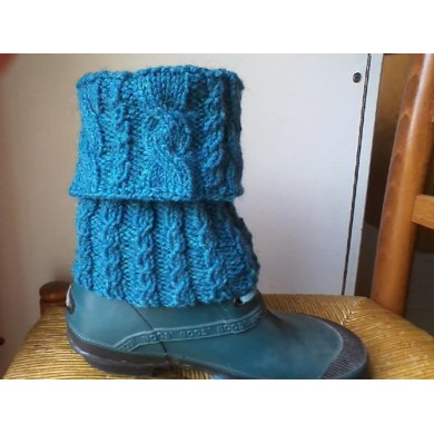 Cable Boot Cuff