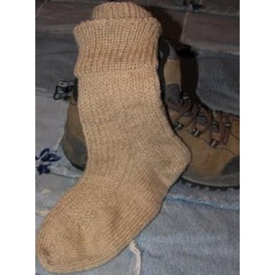The Outdoorsman Sock