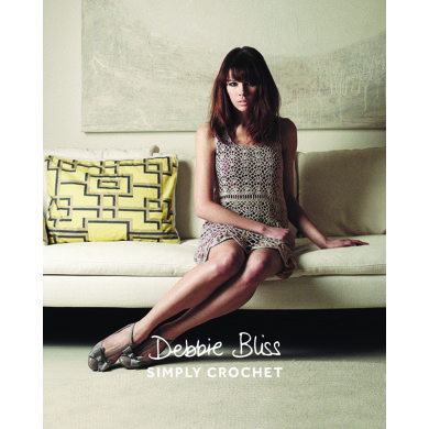 Simply Crochet Darcey Dress in Debbie Bliss - DB136 - Leaflet