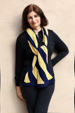 Road Less Traveled Scarf