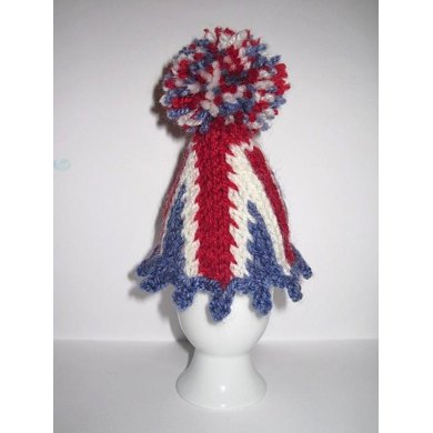 Union Jack Egg Cozy