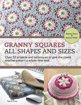 Granny Squares-All Shapes and Sizes