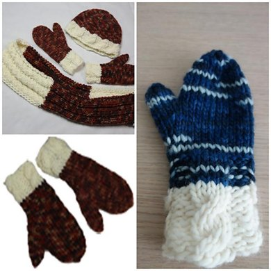 Montreal Mittens