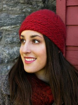 Spiced Cider Hat