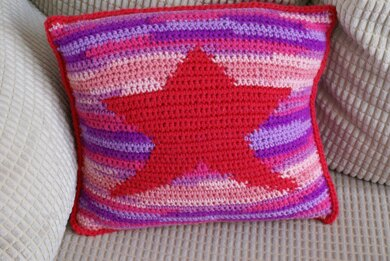 Star Party Pillow