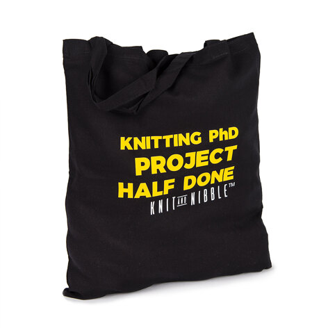 Knit and Nibble Knitting Bags