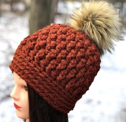 Chunky Pebbles Hat