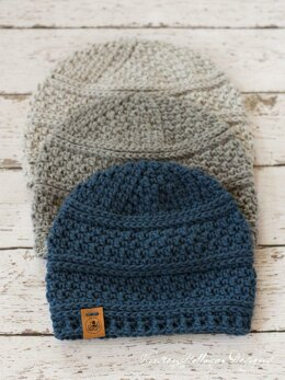 1c3fa2e13e6 Men s Hat Crochet Patterns