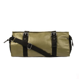 Bergere de France Bergere De France Khaki Shoulder-strap Knitting Bag