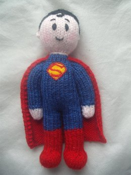 Superman with MoS costume variant