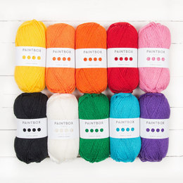 Paintbox Yarns Simply Aran 10 Ball Color Pack Designer Picks