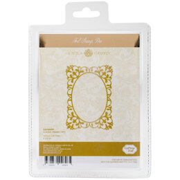 Artdeco Creations Couture Creations Anna Griffin Hotfoil Stamp - Classic Frame