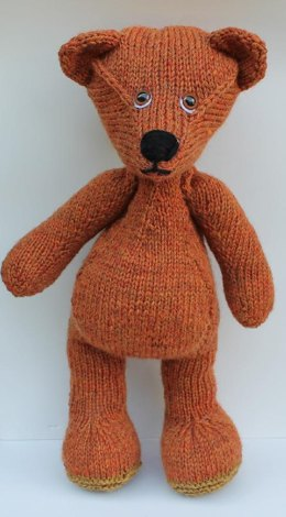 Handspun Teddy Bear