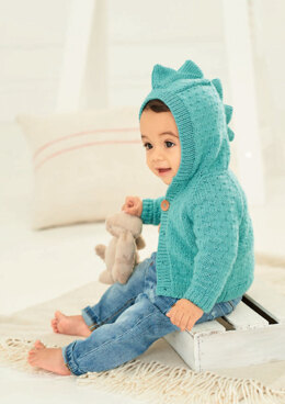 Jackets in Stylecraft Bambino DK - 9758 - Downloadable PDF