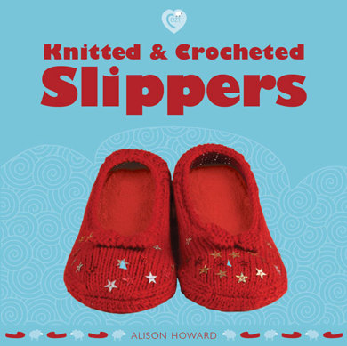 Knitted & Crocheted Slippers