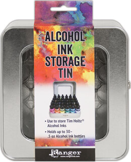 Ranger Tim Holtz Alcohol Ink Storage Tin - 343173