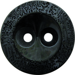 Stone Effect Polyester 34mm 2-Hole Button