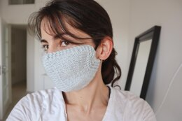 Knit Face Mask