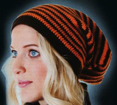 Striped Rasta Hat Clouch Hat Long And Short Styles Crochet