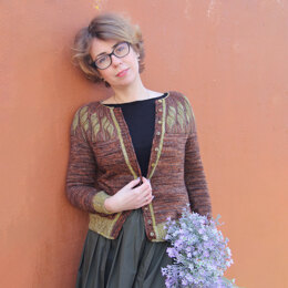 Flower Buds Cardigan