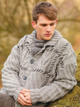 Penrith Cardigan in Rowan British Sheep Breeds Chunky Undyed