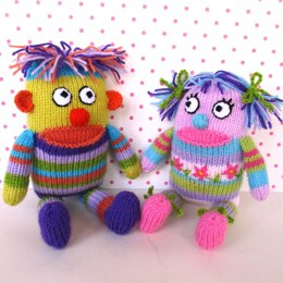 Little Worry Monsters