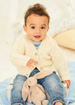 Cardigans in Stylecraft Bambino DK - 9760 - Downloadable PDF
