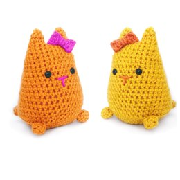 Crochet Pretty Kitty Pattern