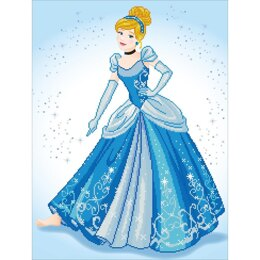 Diamond Dotz Diamond Embroidery Facet Art Kit - Disney Cinderella