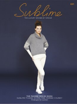 The Phoebe Design Book by Sublime